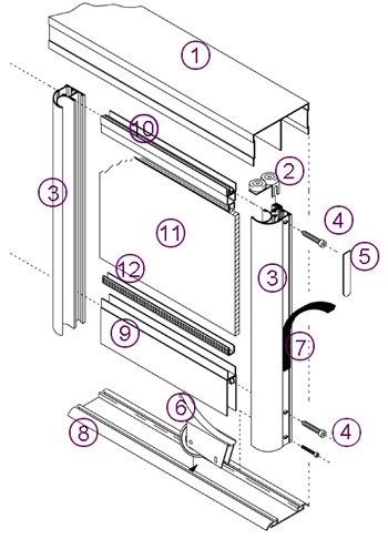 Дверная система «RAUMPLUS»